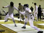 Fencers at Penn State