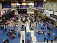 A full house at NYU for the US Collegiate Squad Championships